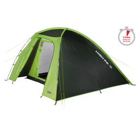 High Peak Rapido 3.0 Tent, darkgreen/lightgreen